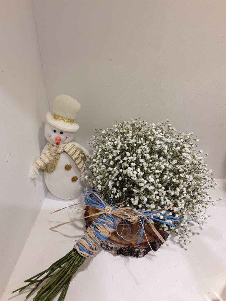 Ramo novia gypsophila