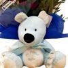 Flores nacimiento niño