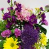 bolsito con flores naturales