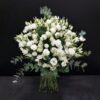 lisianthus blanco 20 tallos
